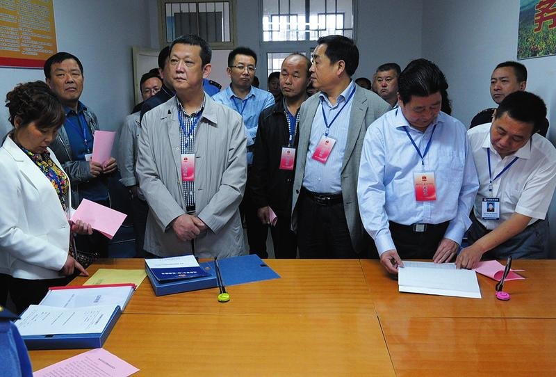 城固县人大常委会发挥职能作用助推经济社会发展纪实