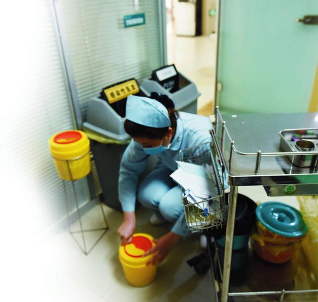 汉中市医疗废物去哪了?